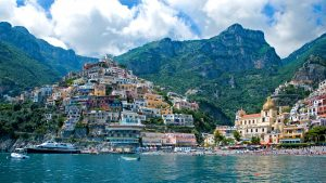 View of Positano - Amalfi Coast Tour