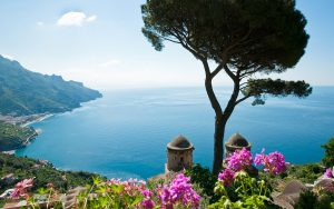 View from Ravello - Amalfi Coast Tour