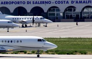 NCC aeroporto di Salerno - Noleggio Con Conducente Aeroporto di Salerno